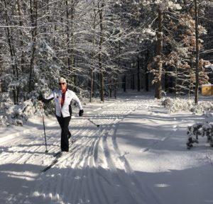Cross Country Ski Hqts.